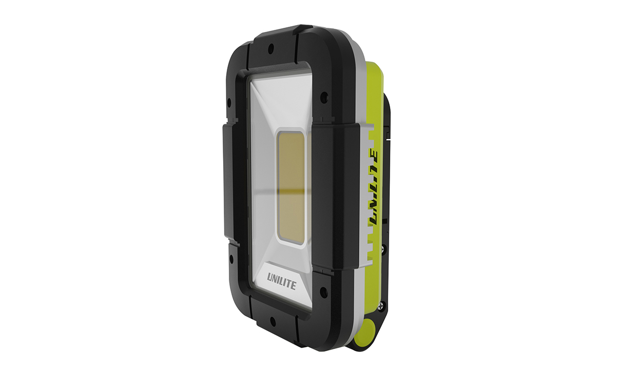 SLR-1750 - Портативная  LED лампа 1750 Lm, 10400 mAh, IPX5, POWER BANK | UNILITE: фото 2