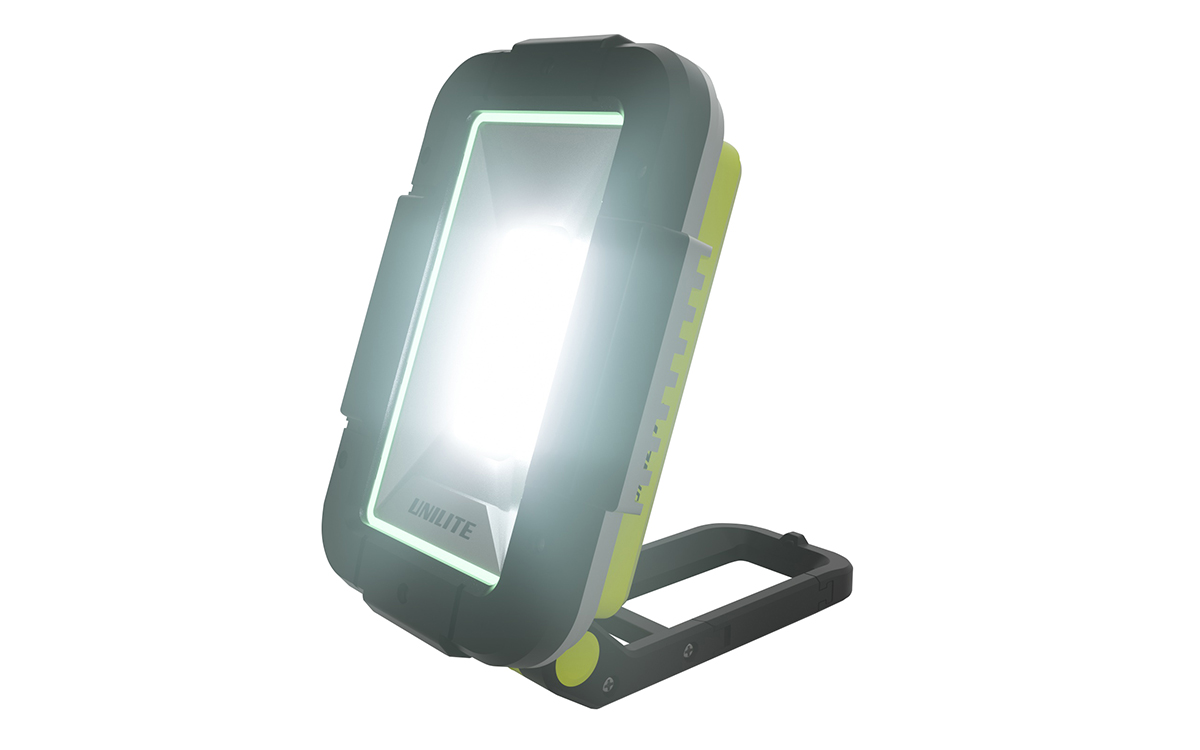 SLR-1750 - Портативная  LED лампа 1750 Lm, 10400 mAh, IPX5, POWER BANK | UNILITE: фото 5